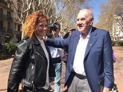 Maragall proposarà a ERC que Alamany (Nova) sigui la número 2 de la seva candidatura a Barcelona (EUROPA PRESS)