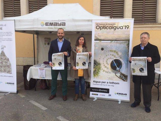 Emaya lanza el doceava edición del concurso fotográfico 'Optiaigua' con motivo d
