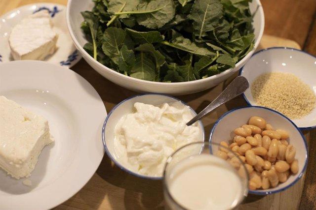 EEUU.- Un estudio desmiente que una dieta rica en calcio aumente el riesgo de DM