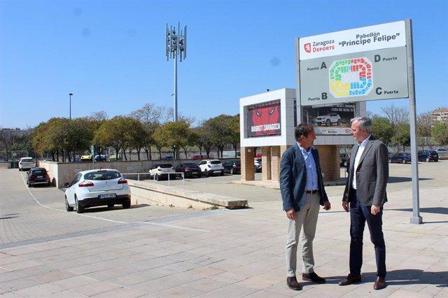Zaragoza.- PP presentará un requerimiento judicial para que ZeC repinte el nombr
