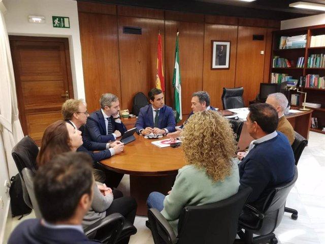 """Asociación 'Stop Sucesiones' propone una """"línea directa"""" a la Junta de Andalucía"""