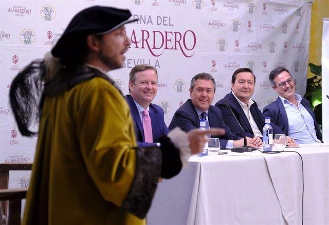Sevilla.-Centro de Interpretación de Magallanes abre en Marqués de Contadero, co