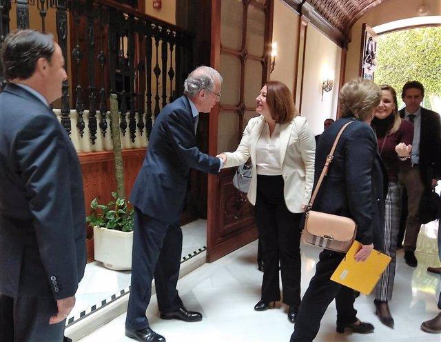 Almería.-El Grupo Avintia espera comenzar la construcción de nuevas plantas foto