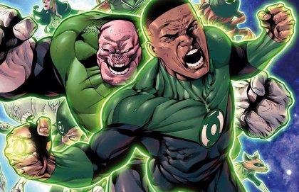 ¿Es Green Lantern Corps la película secreta de Christopher Nolan?