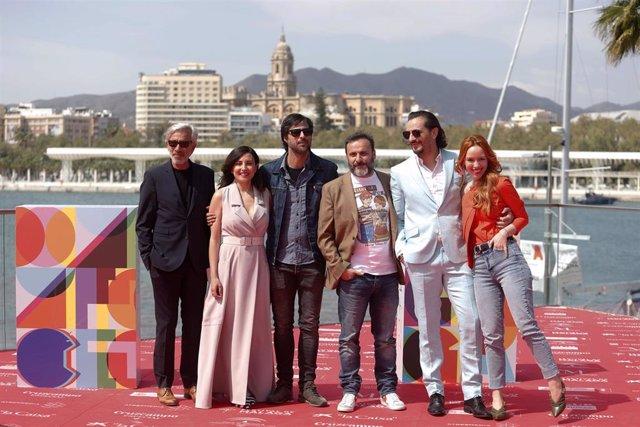 """Málaga.- Festival.- 'Sordo' presenta en el Festival de Málaga """"una historia de i"""