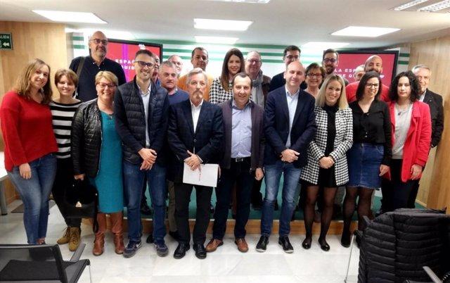 """Málaga.- PSOE pone en marcha su comité electoral y se ve como la única fuerza """"c"""