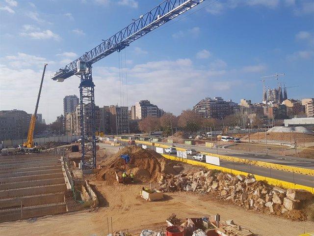 Els túnels de Glries de Barcelona ja tenen projecte executiu de les instalac