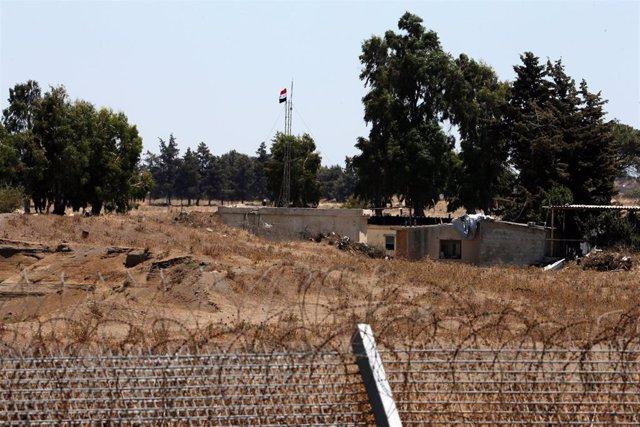 """Siria.- Siria está decidida a recuperar los Altos del Golán """"con todos los medio"""