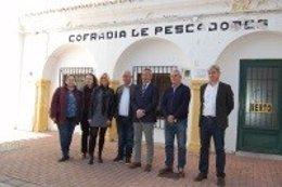 Granada.- Puertos.- El Puerto de motril colabora en el proyecto para una pesca s