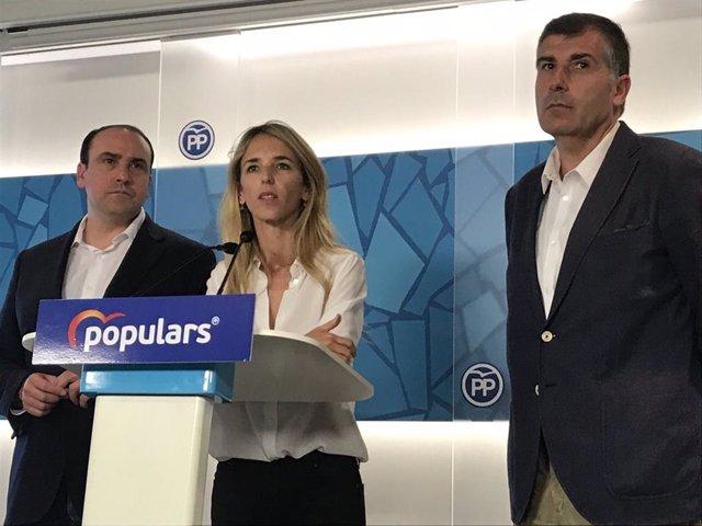 """28A.- Álvarez De Toledo (PP): """"Un Lla És Una Soga Al Coll De la Meitat Dels"""