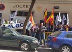 """Els guàrdies civils porten a Interior la seva protesta per la """"falta de transparència"""" en l'equiparació salarial (CEDIDA)"""