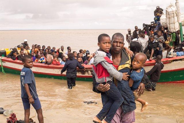 Detectados los primeros casos de cólera en Beira (Mozambique) tras el paso de 'I