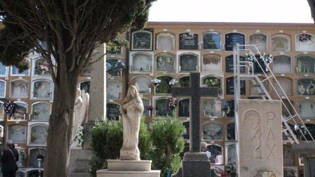 Cementerio de Montjuc de Barcelona