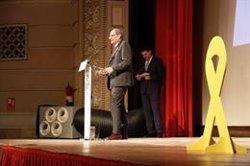 Torra crida a donar un suport massiu a Junts per Catalunya el 28-A  i el 26-M per 'tacar de groc Catalunya' (ACN)