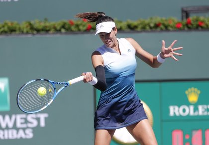 Muguruza no pasa del debut en Miami