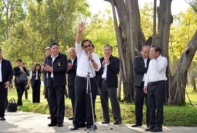 Tailandia.- Tailandia vuelve a las urnas este domingo en unas elecciones marcada