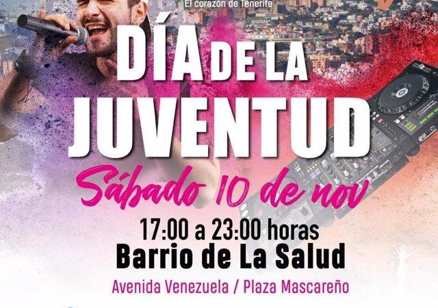 26M.- La Junta Electoral Levanta La Suspensión Del II Día De La Juventud