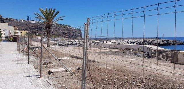 Otorgan 280.000 euros en ayudas a los afectados por las obras de la Avenida Marí