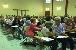 Sevilla.- Alcalá de Guadaíra aprueba una subvención para el Aula Abierta de Mayo