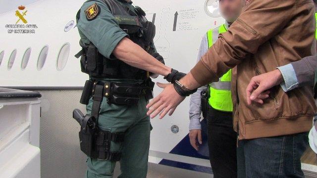 Detenido en Bulgaria un español entre los 10 más buscados