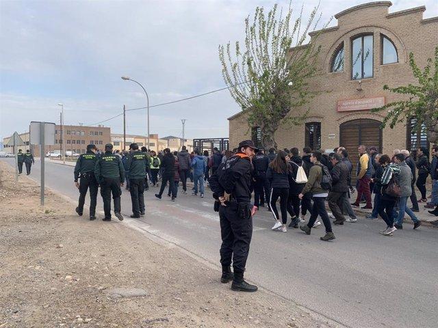 Valencia.- Sucesos.- Más de 250 personas reanudan la búsqueda del hombre desapar