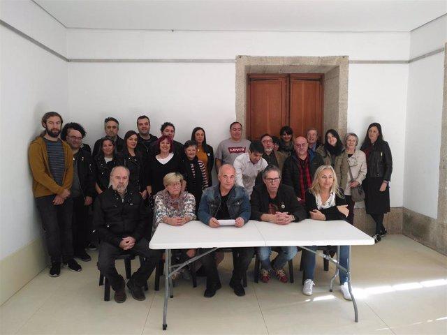 Jorge Suárez volverá a ser el candidato de Ferrol en Común a la Alcaldía tras ga