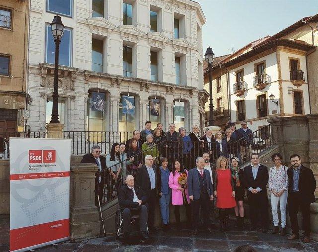 Oviedo.- Wenceslao López espera que los socialistas obtengan suficiente respaldo