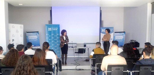Huelva.- Los 33 beneficiarios del HEBE Mobility parten este fin de semana a hace