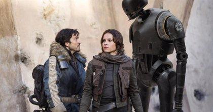 El final feliz de Star Wars: Rogue One