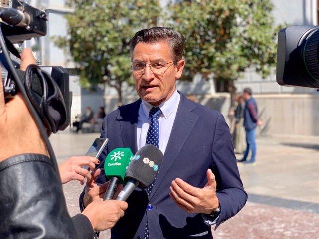 """Salvador (Cs) valora que el Gobierno """"del cambio"""" de la Junta """"responda a las ne"""