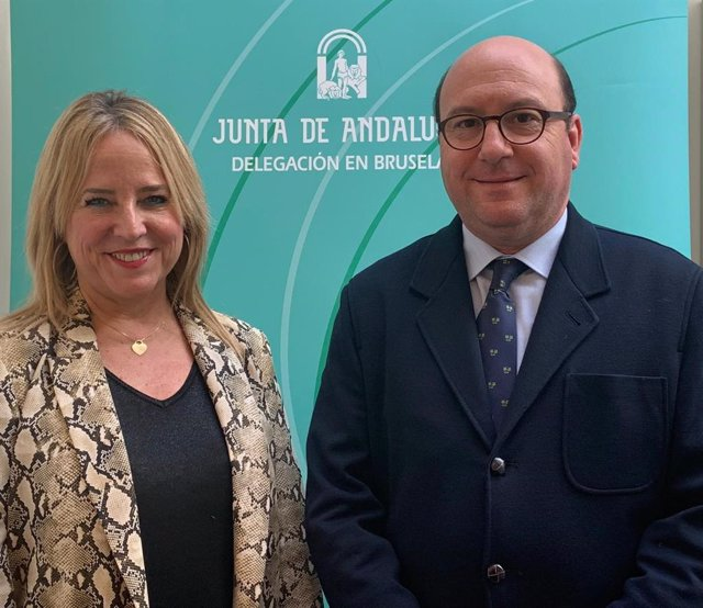 Córdoba.- Asaja presenta a la delegada de la Junta en Bruselas las demandas del