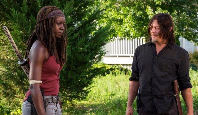 PARA SÁBADO The Walking Dead abre el camino para que Daryl y Michonne estén en l