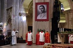El doctor Marià Mullerat i Soldevila, beatificat a la Catedral de Tarragona (ACN)
