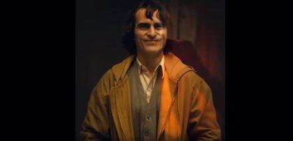 Nueva imagen de Joaquin Phoenix en Joker