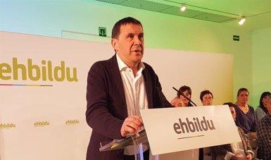 EH Bildu demanarà al Congrés l'obertura d'un procés de diàleg sobre el dret d'autodeterminació (EH BILDU)