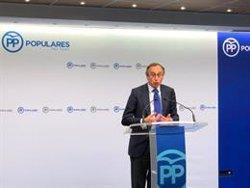 Alonso (PP) demana al PNB que