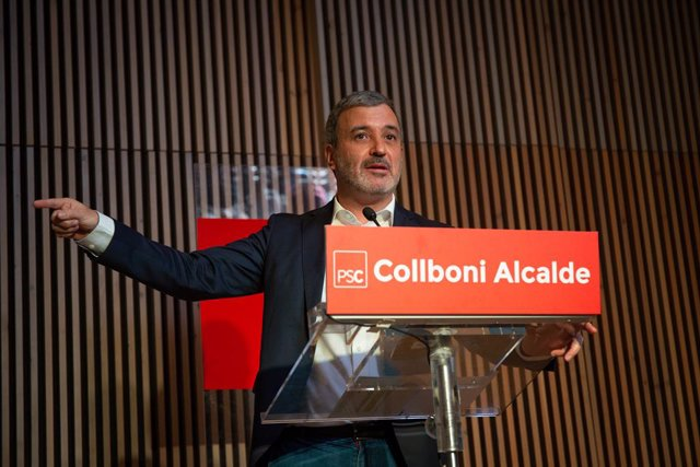 Acto de cierre de la convención del PSC de Barcelona