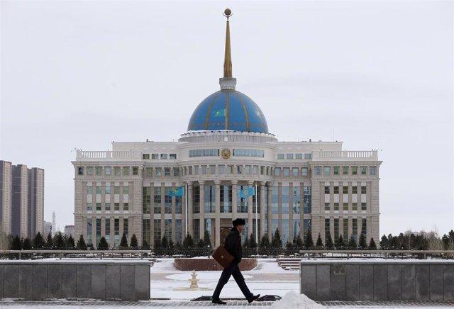 Kazajistán.- Kazajistán rebautiza su capital como Nur-Sultán en honor al preside