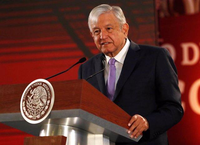 México/EEUU.- El presidente de México se mantiene conversaciones sobre comercio