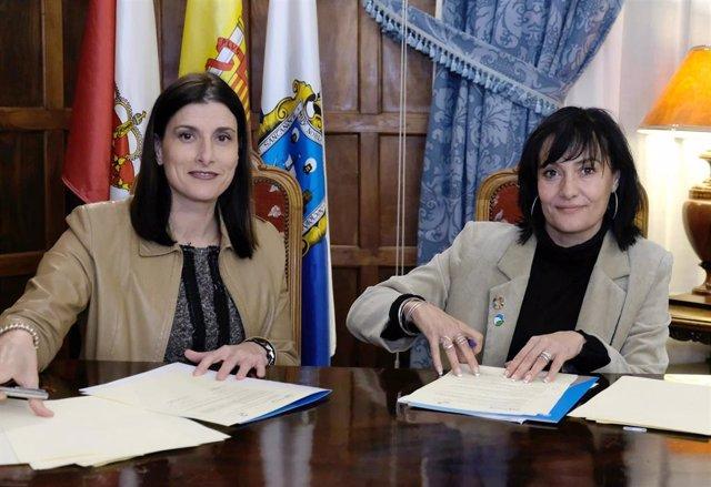 Santander y SEO/Birdlife firman un acuerdo de custodia del territorio para cuida