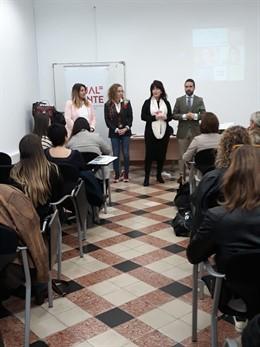 Málaga.- La Diputación ofrece formación a 40 empresarias para potenciar la marca