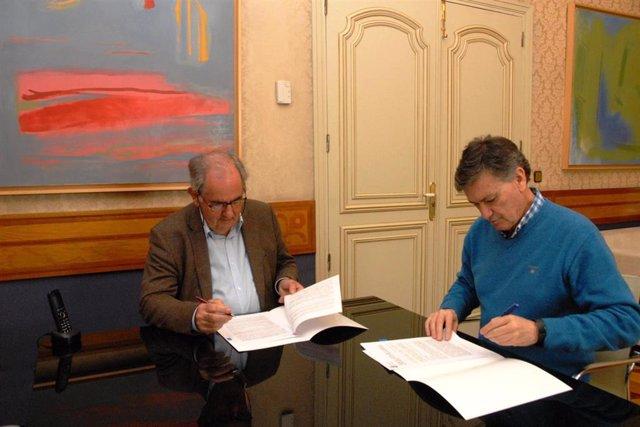 La Diputación de Segovia concede 3.000 euros a la Fundación Valsaín para que hag