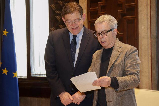 Cultura.- El Palau de la Generalitat expondrá el manuscrito de la novela de Ferr