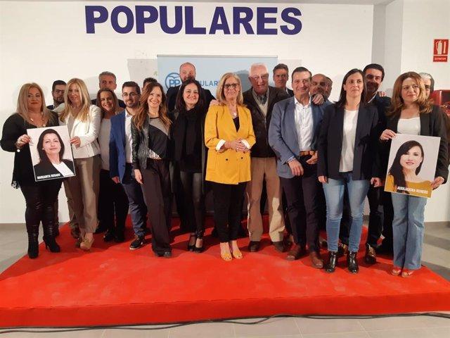 """Sevilla.-26M.- El PP destaca a su candidata a alcaldesa de Sanlúcar como """"la úni"""