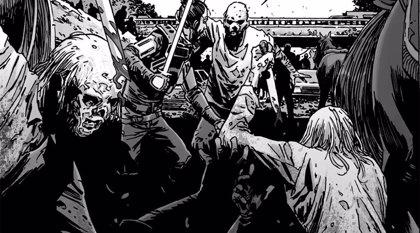 The Walking Dead encara el momento más inhumano de Los Susurradores... ¿y la muerte de Michonne?