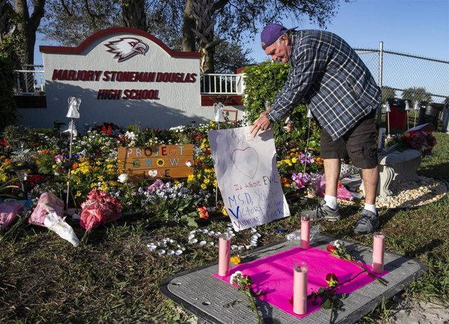 Parkland high school shooting 1st anniversary