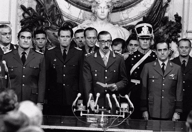 EEUU desclasificará nueva documentación militar sobre la dictadura argentina