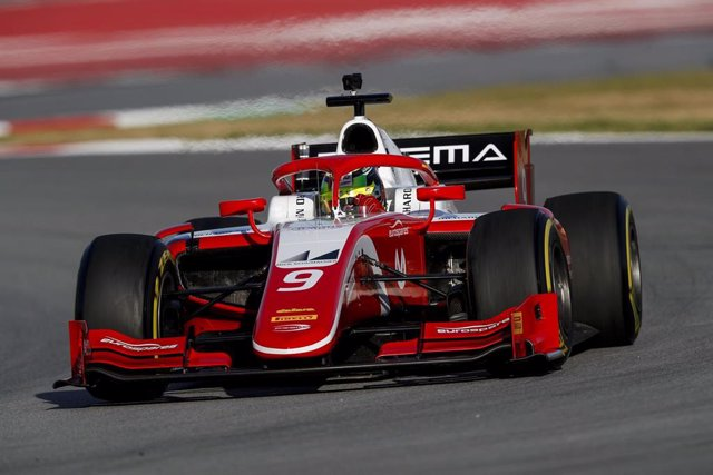 Formula 2 2019 - Pre Season Testing