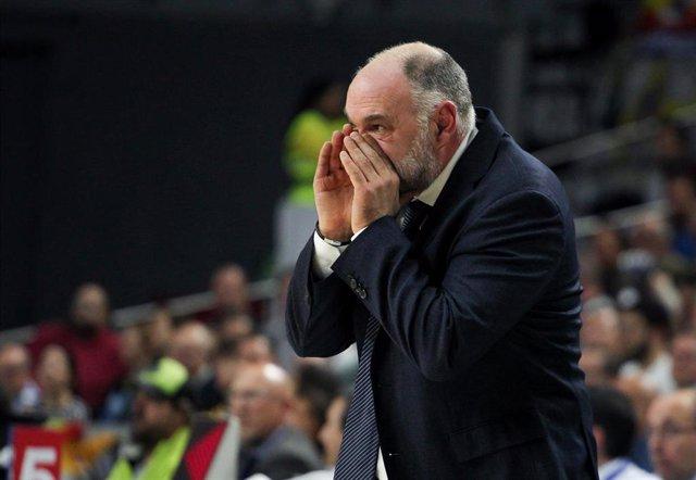 Basket: Liga Endesa - Real Madrid v Barcelona Lassa