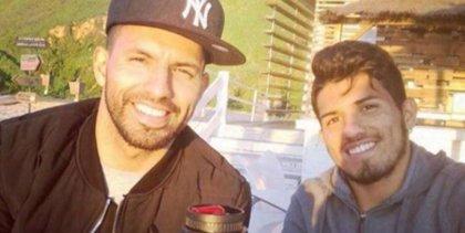 Detienen en Argentina al hermano del 'Kun' Agüero